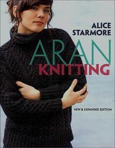 Aran Knitting - Strik og broderi - garn, kits og designs i Sommerfuglen