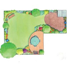 How to make the most of an L-shaped garden - housetohome.co.uk