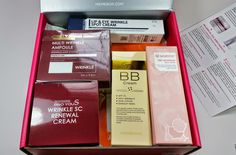 Bits and Boxes: Memebox Superbox #50 Anti-Aging 3 Review