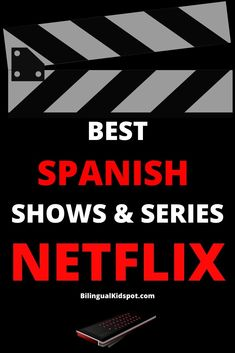 A long llist of the best Spanish shows on Netflix. Includes movies and Netflix series in Spanish for kids, teens, adults and families. Netflix Kids Shows, Netflix Series, Learn Spanish Free, Learn Spanish Online, Language Study, Learn A New Language, Teaching Spanish, Teaching Kids, Netflix Recommendations