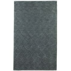 Moorish Tile Rugs - Blue