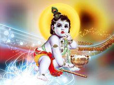 Jai Shri Krishna Wallpaper - WallpaperSafari