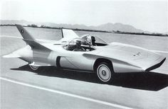 The 1958 Firebird III was the first space age inspired concept car by General Motors.
