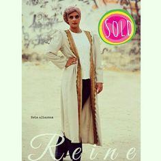 Sold Out  More Colors are still available !  +962 798 070 931 +962 6 585 6272  #ReineWorld #BeReine #Reine #LoveReine #InstaReine #InstaFashion #Fashion #Fashionista #FashionForAll #LoveFashion #FashionSymphony #Amman #BeAmman #Jordan #LoveJordan #GoLocalJO #MyReine #ReineIt #EidCollection #Diva #ReineWonderland #Modesty #Turban #Hijabers #Cardigan #LongCardigan