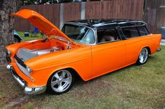 55 Chevy Wagon by DrivenByChaos on DeviantArt Custom Hot Wheels, Custom Cars, Lowrider Model Cars, 1955 Chevy Bel Air, Station Wagon Cars, Chevy Nomad, Car Chevrolet, Truck Wheels, Hot Rod Trucks