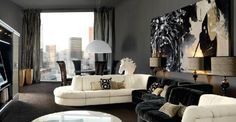 Luxurious AltaModa Living Room Collections
