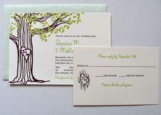 Initials in tree