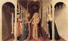 The+Presentation+of+Christ+in+the+Temple+-+Fra+Angelico