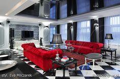 Strona fotografa Radka Wojnara poświęcona wnętrzom mieszkalnym w stylistyce klasycznej oraz innym