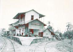 Crtrenes: Fotografías antiguas del ferrocarril al Atlántico