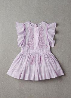 Nellystella Zoe Dress in Vintage Violet - PRE-ORDER