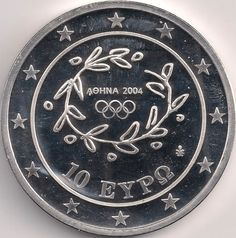 B 51.88mm, H 1.78mm Wertseite: Münze-Europa-Südosteuropa-Griechenland-Euro-10.00-2003-Reiter