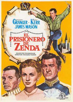 Sección visual de El prisionero de Zenda - FilmAffinity