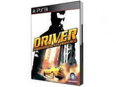 Driver: San Francisco para PS3 - Ubisoft