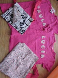 Camisetas y bolsos