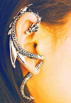 Dragon Earjewel...