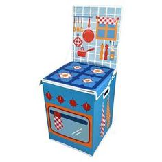 Fun2Give Pop-it-Up® Kitchen with Toy Storage Box : Target