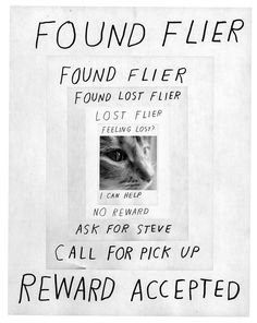 Fliers and Fake Books — Nathaniel Russell