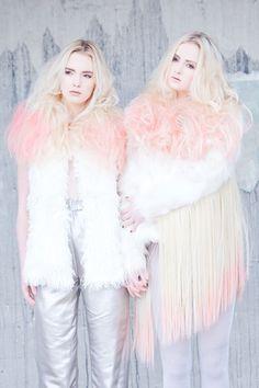 pink winter light by monique vogelaar