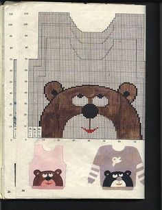 (539x699, 118Kb) [] #<br/> # #Sweater #Patterns,<br/> # #Bears,<br/> # #Stricken,<br/> # #Tissue<br/>