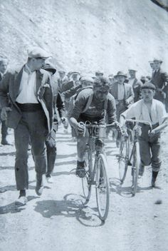 Tour de France 1924. 6^Tappa, 2 luglio. Bayonne > Luchon. Col du Tourmalet. Ottavio Bottecchia (1894-1927)