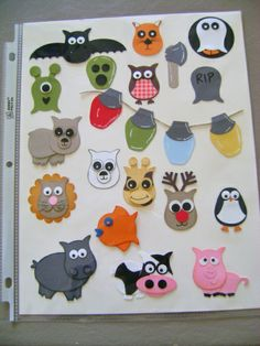 stamping up owl punch ideas