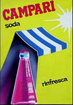 Piatti - Campari Soda poster (1950)