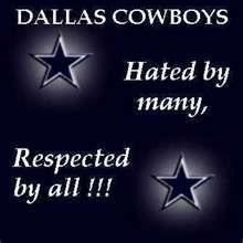 :D win lose or tie cowboys fan till I die