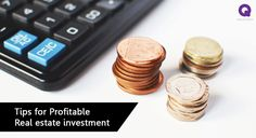 If you think about investing your money in something, real estate seems to be the right way to go about things. Here we have some Tips for Profitable Real estate Investment. Check out this:  http://qdevelopers.in/real-estate-investment-tips/     #realestate      #investmenttips
