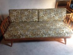 Schlafcouch Schlafsofa Couch Sofa Kirsche  Firma Knoll  Daybed in Essen