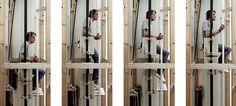 階段より省スペースな人力エレベーター「Vertical Walking」が、家づくりを変える? | roomie(ルーミー)