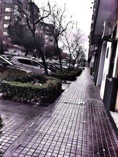 La calles de Talavera Sidewalk, Pavement, Curb Appeal