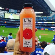 Okay, #bluejays, let's play ball!!! #cleverandclean #totalcleanse #happyhealthy❤️ ⚾️