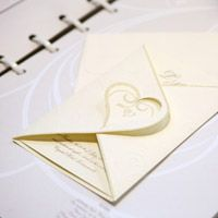 The Paper Anniversary can be much more than a greeting card. Here are ideas to keep in mind as you plan your wedding and look ahead a year past the big day. Traditional Wedding Invitations, Laser Cut Wedding Invitations, Save The Date Invitations, Wedding Stationary, Wedding Invitation Etiquette, Wedding Invitation Wording, Invitation Ideas, Wedding Save The Dates, Plan Your Wedding