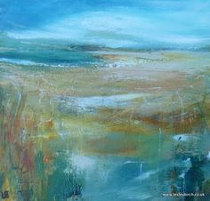 Lesley Birch Artist - Paintings on Canvas Beautiful!