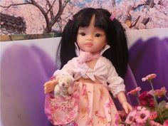 Кукла Лиу - Восток дело тонкое! / Paola Reina, Antonio Juan и другие испанские куклы / Бэйбики. Куклы фото. Одежда для кукол