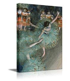 "Wall26 - ""Danseuse basculant(Danseuse_verte)"" by Edgar De... https://www.amazon.com/dp/B01BBH7DEQ/ref=cm_sw_r_pi_dp_x_UTV-xbGYF3VAQ"
