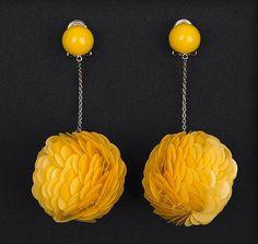 Retrogazm: Retro Prada Earrings