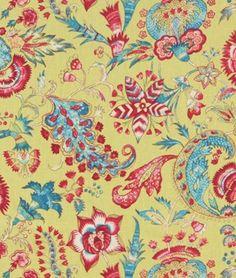 Robert Allen Kingsmill Peridot Fabric