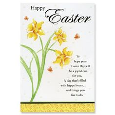 27 best easter greeting cards images on pinterest charity easter easter greeting cards easter card easter religious charity m4hsunfo