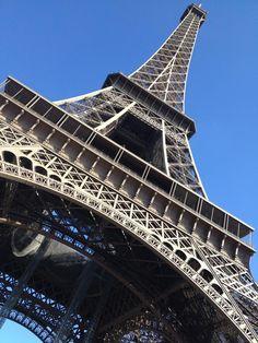 To go back to Paris!