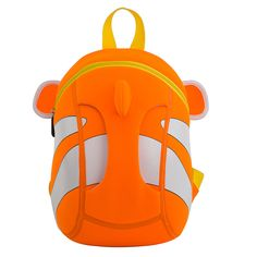 Professional Design Nohoo 3D Cartoon Ultra-light Kids Backpack Clown Fish School Bags school bag manufacturers China  https://market.onloon.cc/detail?shopId=184328181342300533&productId=5f4bdd3515c743af8da88024aa881bed