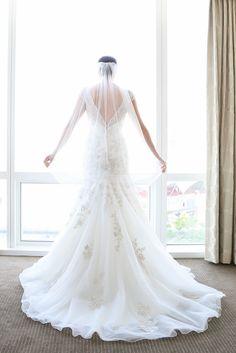 Beautiful Wedding Dress  #Wedding #WeddingDress #VideoExpressProductions