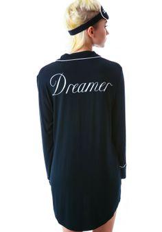 Wildfox Couture Dreamer Sleepshirt