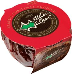 Matthew Walker Classic Pudding 32oz