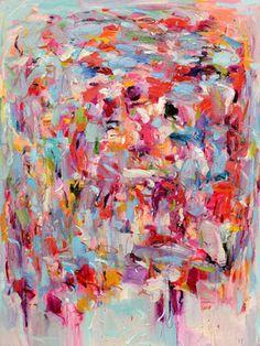 "Saatchi Online Artist Yangyang pan; Painting, ""Lucky Me"" #art"