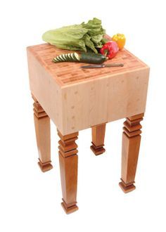 Butcher Block How To Article Build A Table There Are Number Of Diffe Ways Go About Building