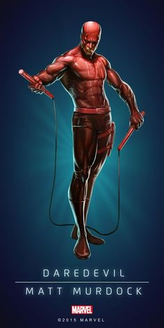 "Marvel Comics: Daredevil ""Matt Murdock"""