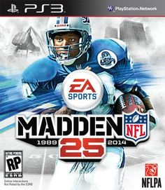 [$15] Madden NFL 25 - Playstation 3: Video Games. Please buy it from Amazon Smile, and select Charity: Water as your charity. Thanks!!!