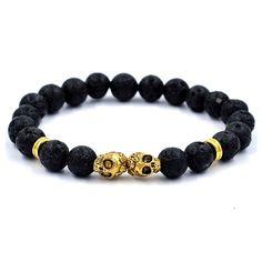 Paracord Natural Stone Bracelets